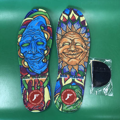 Footprint Insole / Neen Williams 10~10H 7mm