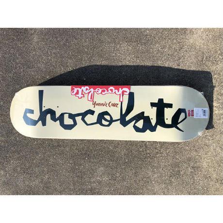 """CHOCOLATE / Yonnie Cruz """"Original Chunk 12"""" 8.125inch"""