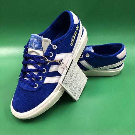 "ADIDAS / ""Delpala"" Royal Blue / White 5inch (23cm)"