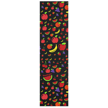 "Thank You / ""Fruit Salad Griptape"""