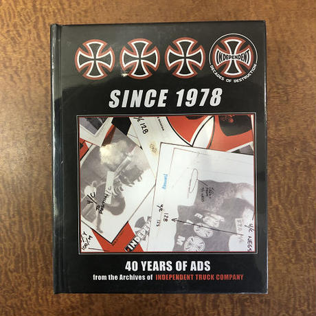 "Independent / ""40 Years Of Ads"" Book"