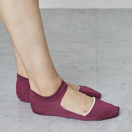 short ballerina socks