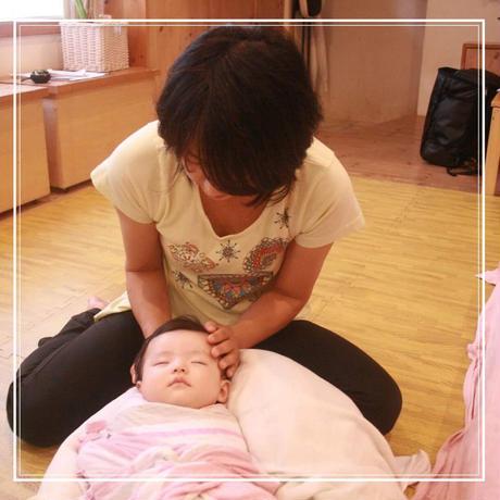 赤ちゃんパーソナル@中華街スタジオ(担当:露木由美先生)