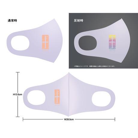 【東京リベンジャーズ】オーロラリフレクションマスク -三ツ谷 隆モデル-