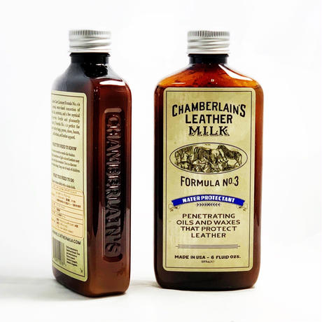CHAMBERLAIN'S       LEATHER MILK