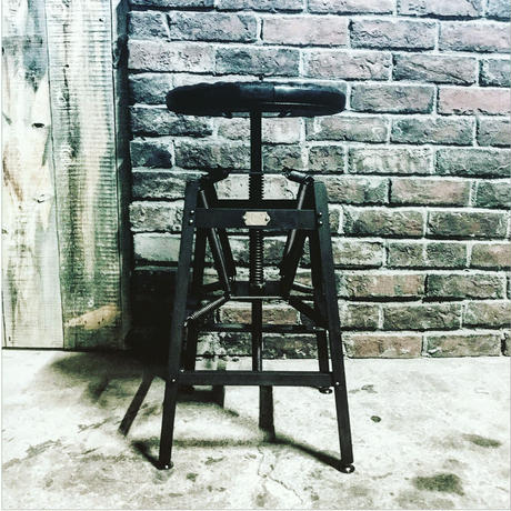 BACKDROP × BLACKSMITH   SPRING STOOL