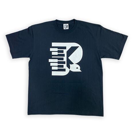 ビッグシルエットTシャツ ブラック