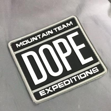 """18AW"" DOPE  / ドープ  EXPEDITION 3M JACKET -Silver-"