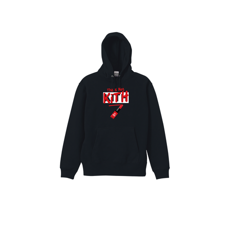 """18AW""  PANDEMIC  This is not Hoody  -Not Box-  -Black-"