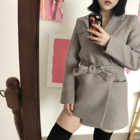 【春の新作】Berlin Coat【SALE】