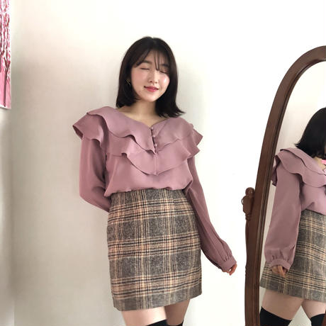 【春の新作】I'm in love blouse