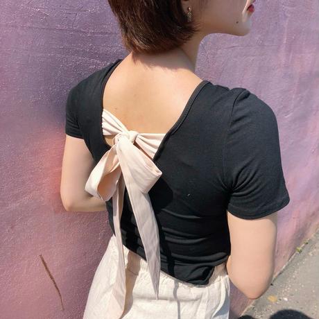 Back ribbon T