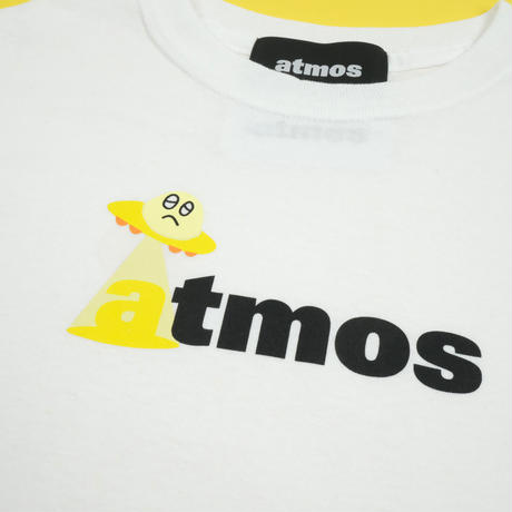 "BAD MOOD x atmos Collaboration tee ""UFO"""