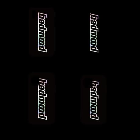 iPhoneケース(黒・TPU)