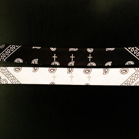 BAD BANDANA CHOKER