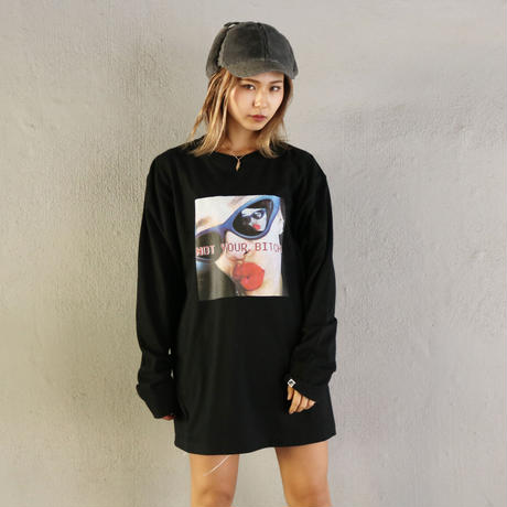 NOT YOUR BITCH LS TEE