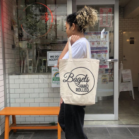 【クリックポスト発送】NEW YORK STYLE BAGEL TOTE BAG