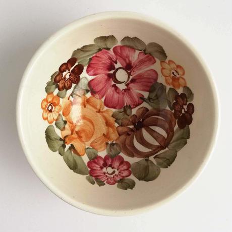 ヴウォツワヴェク陶器 カップ(直径10cm)#3479