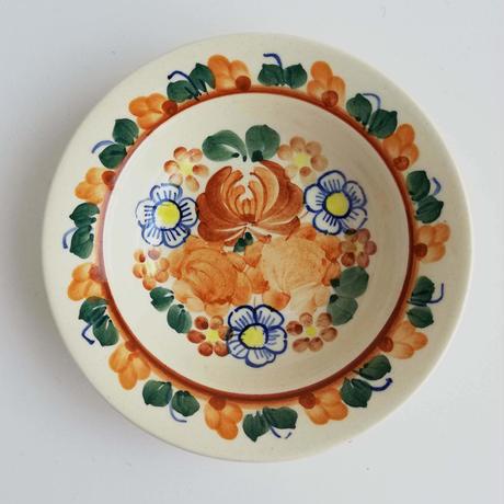ヴウォツワヴェク陶器 小皿(直径15cm)#3073