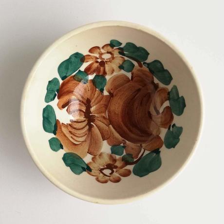 ヴウォツワヴェク陶器 カップ(直径10cm)#3498