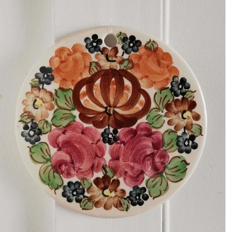 ヴウォツワヴェク陶器 陶板 #3565