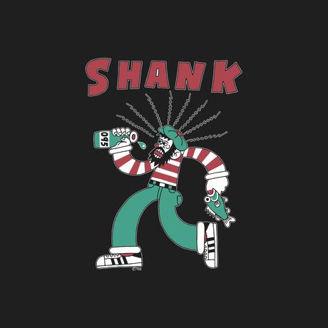 DRUNK Tシャツ [カラー:ブラック]