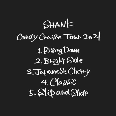 Candy Cruise ツアーTシャツ [カラー:ブラック]