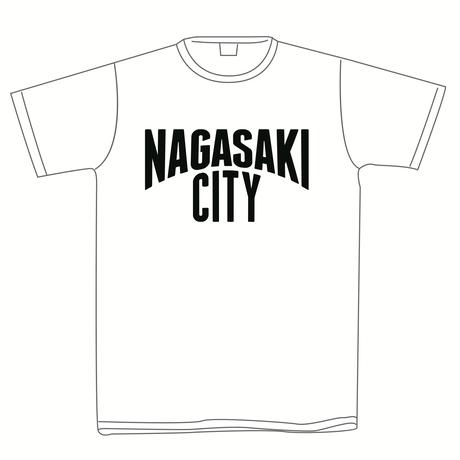 長崎 Tシャツ [カラー:ホワイト]