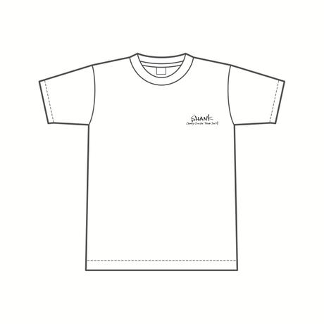 Candy Cruise ツアーTシャツ [カラー:ホワイト]