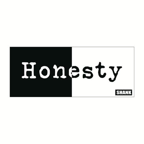 Honesty フェイスタオル