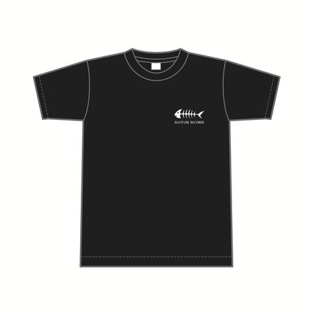 レーベルロゴ Tシャツ [カラー:ブラック]