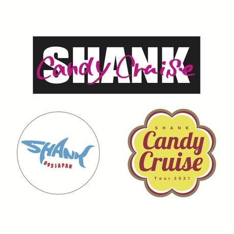 Candy Cruise ステッカーセット