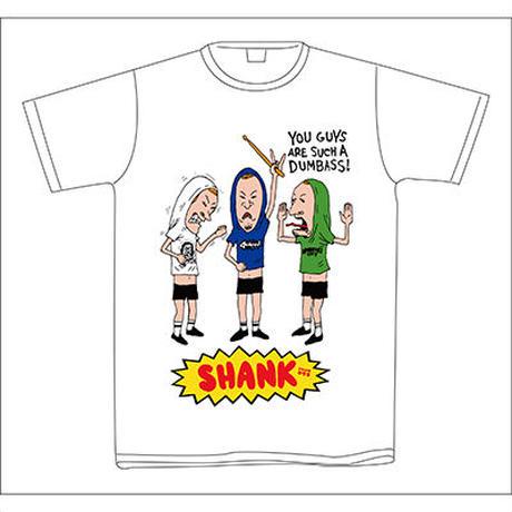 DUMBASS Tシャツ [カラー:ホワイト]