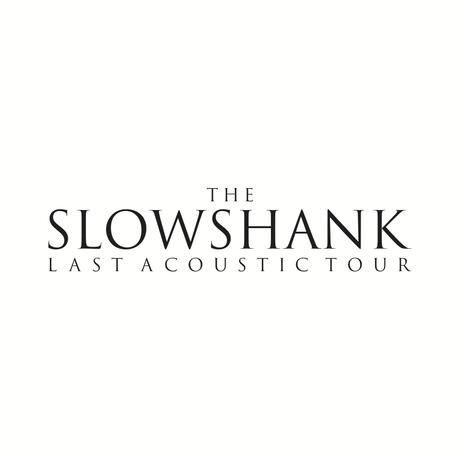 SLOW SHANK ツアーTシャツ [カラー:ホワイト]