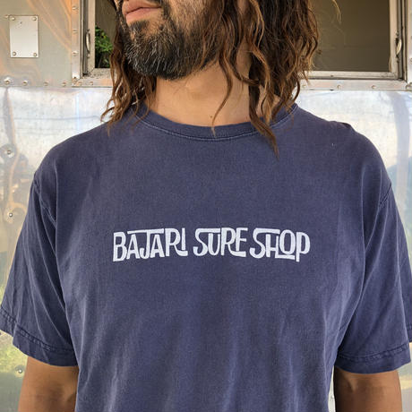 BAJARI SURF SHOP Tシャツ
