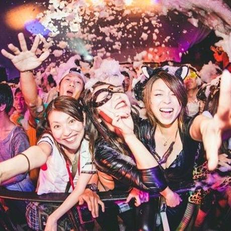 ※デモ※【10/31(火)女性前売り券】ハロウィンパーティー@六本木