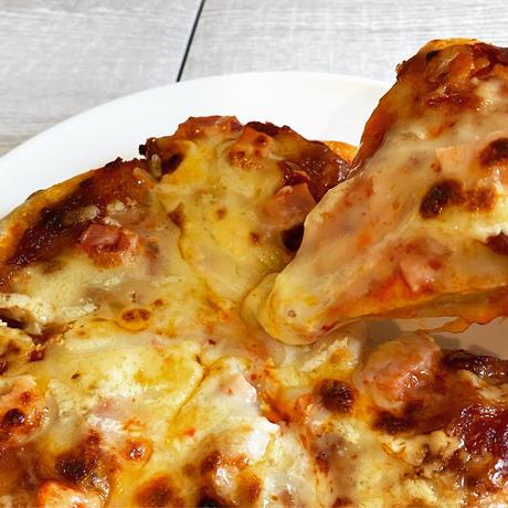 全粒粉ピザ