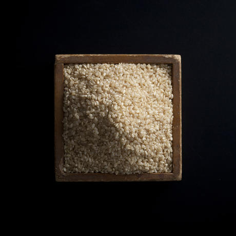 幕末玄米(粉)中180g