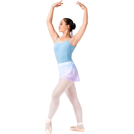 Watercolor Dancewear ラップ・スカート