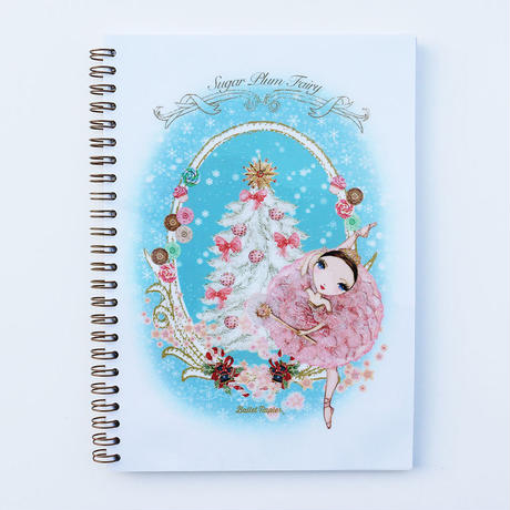 A5リングノート THE NUTCRACKER NOTEBOOKS