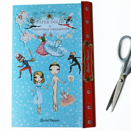 THE NUTCRACKER PAPER DOLLS・着せ替え人形