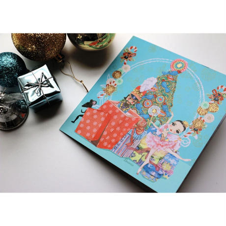 THE NUTCRACKER GREETING CARDS・クリスマスカード