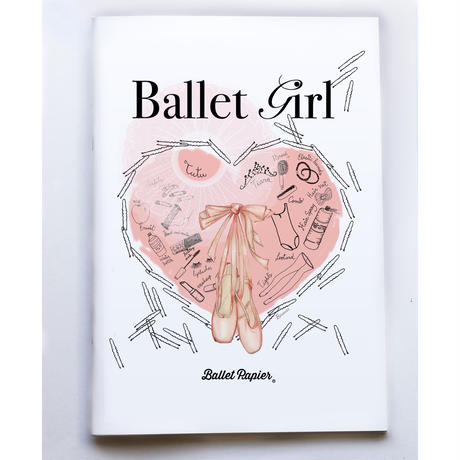A4ノート  BALLET STUDENT COLLECTION
