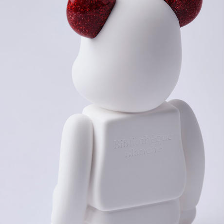 BE@RBRICK AROMA ORNAMENT No.9 Galaxy RED