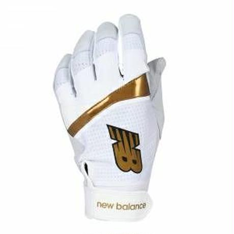 NewBalance Batting gloveWHT (本革🐂)