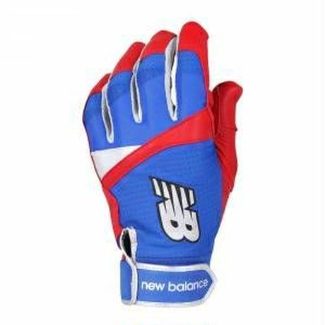 NewBalance Batting glove BLUE (本革🐂)