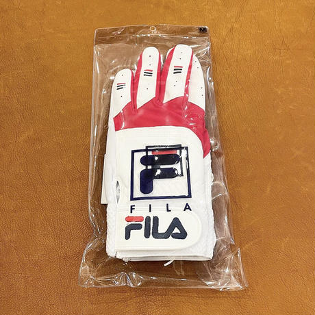FILA Batting gloves  (羊革🐂)