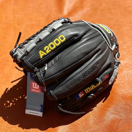 Wilson A2000 DEAD STOCK(未使用タグ付き) 軟式グラブ