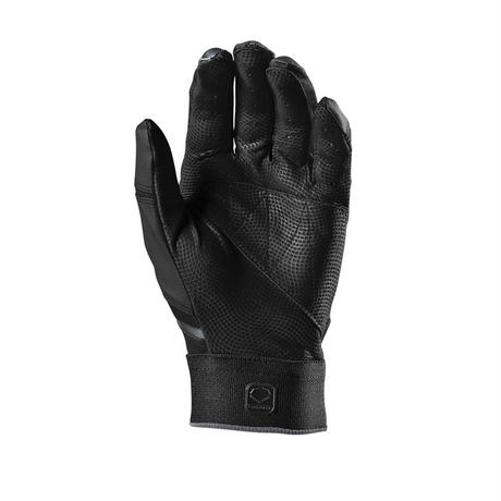 Evo XGT Batting Glove BLACK  (本革🐂)