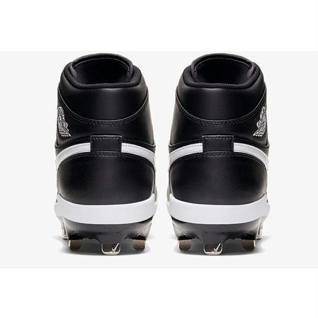 Jordan 1 Retro Metal Black White